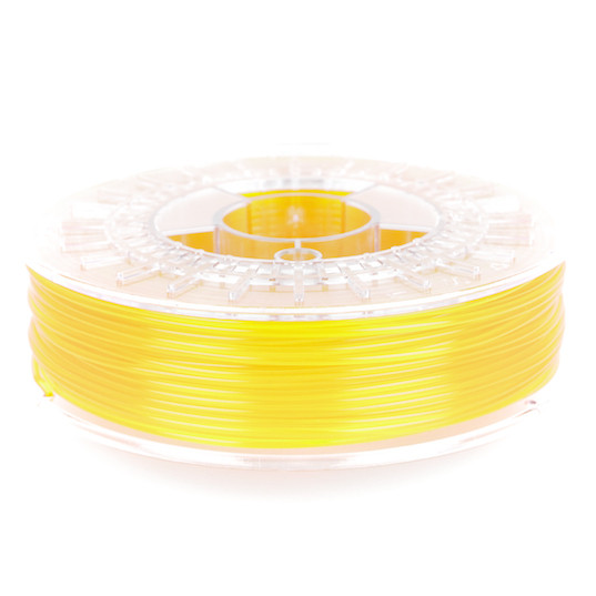 PLA-пластик для 3D-принтера 1.75 мм 1 кг Translucent Yellow