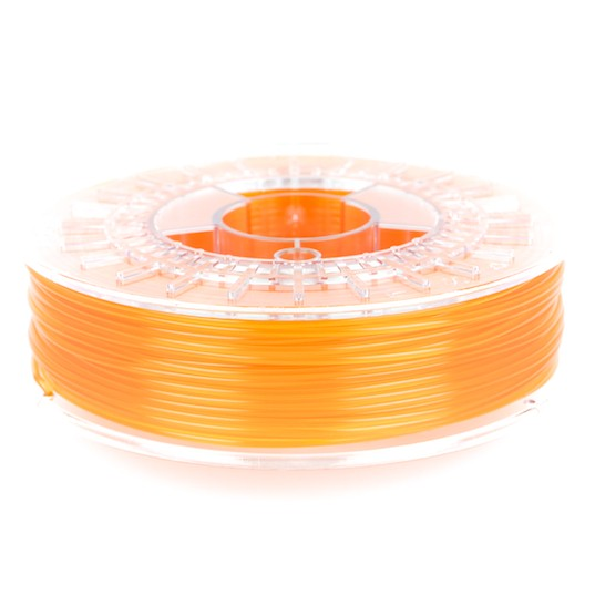 PLA-пластик для 3D-принтера 1.75 мм 1 кг Translucent Orange