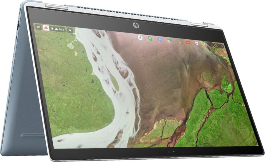 Хромбук HP Chromebook x360 14-da0011dx (4XU18UA)